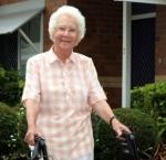 Handicap Accessible Front Yard Atlanta Home Modifications