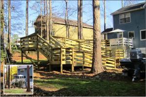 Atlanta Home Modifications, LLC 100' Ramp