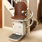 Sterling Handicare 2000 Curved Stairlift