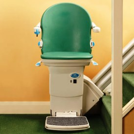 Sterling Handicare 1000 straight stairlift Atlanta
